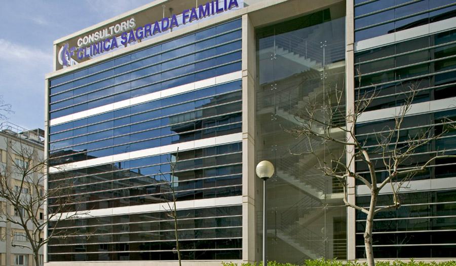 Consultorio Sagrada Familia