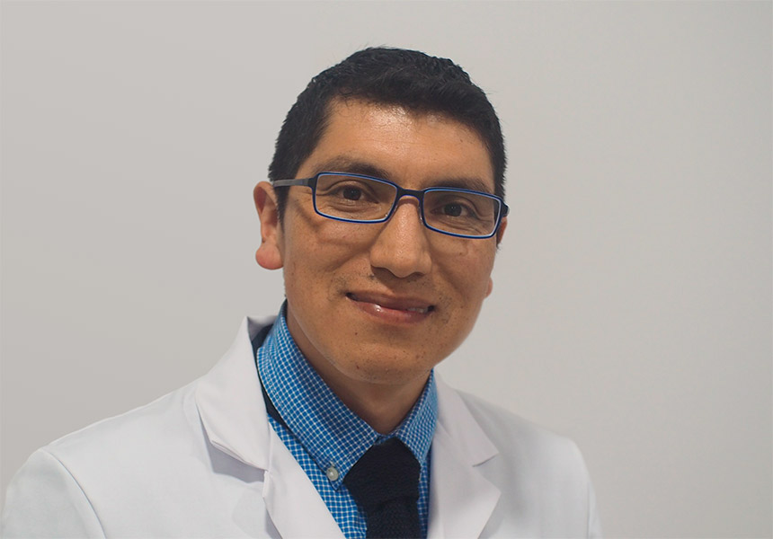 Dr. Larry Arciniegas
