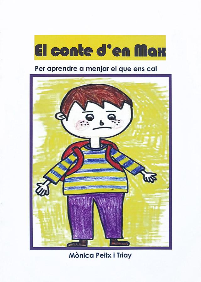 El cuento de Max. Para saber más sobre Obesidad Infantil