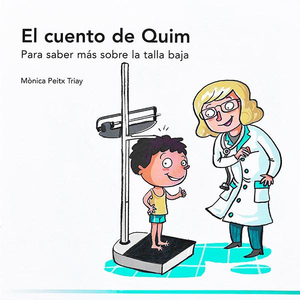 El cuento de Quim. Para saber más sobre la talla baja